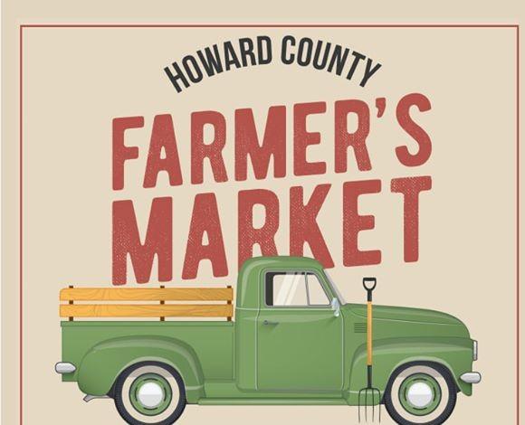 Oakland Mills Farmers' Market @ Oakland Mills Village Center